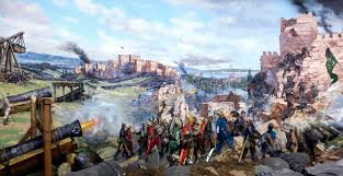 Constantinople Ottoman Empire Siege Of Constantinople Historical Pictures Pinterest