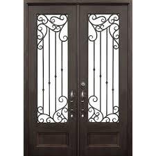 florida iron doors 72 in x 96 in lakeland flat top dark bronze 3 florida iron doors 72 in x 96 in lakeland flat top dark bronze 3