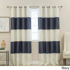 Blackout Navy Curtains Curtain Navy Blackout Curtains Deconovo Blue Eclipse
