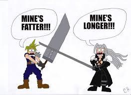 Sephiroth Meme - cloud vs sephiroth by dr anime on deviantart