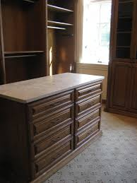 Closet Island With Drawers by Governor U0027s Club Walk In Closet Tennessee Closets Nashville Tn