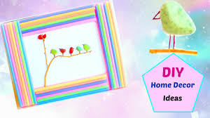 Bana Home Decor द व र क सज वट Diy Wall Hanging Home Room
