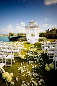 wedding venues in florida seaside florida wedding venues hawks cay resort