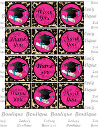 Cheetah Party Decorations Graduation Theme Pink Cheetah Printable Party Package Dream