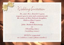 wedding invitations letter unique wedding invitation letter format wedding invitation design