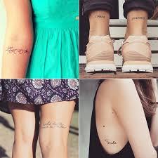 c est la vie small quote tattoos and tatoos
