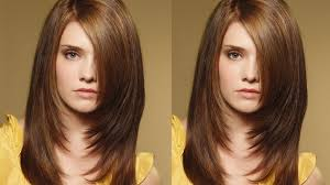 two layer haircut for girls long layer haircut step by step how to 3 step perfect hair cut in
