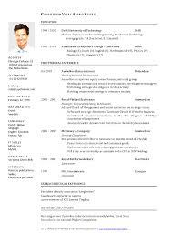 Cv Sjabloon Nederlands print best resume templates word free curriculum vitae