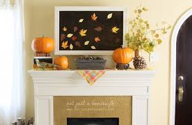 diy fall mantel decor ideas to inspire landeelu com 50 fall mantel inspirations lolly jane