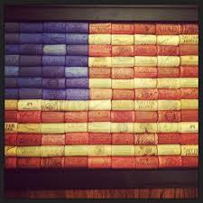 american flag wine corks vino pinterest cork flags and wine
