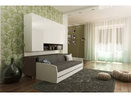 xl sofa bed compact sofa and cabinets wall system