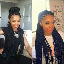 hairstyles for block braids pictures on hairstyles with box braids cute hairstyles for girls