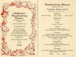 from the lapl menu collection the thanksgiving edition l a weekly