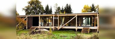 Low Cost House by Low Cost Low Impact Neiling Ii House Was Built Out Of Reclaimed