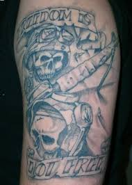best 3d tattoo of army skull on man sleeve goluputtar com