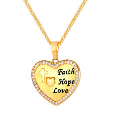 Engravable Heart Necklace Online Shop Starlord Engraved Heart Necklace With Bible Verse
