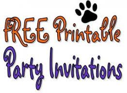 free birthday invitations free birthday party invitations free birthday party invitations and