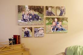 hanging canvas art without frame ideas for putting pictures on the wall without frames http