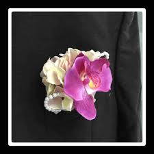 Orchid Corsage Artificial Orchid Corsage With Pearls Art0420 U2013 Btflorist
