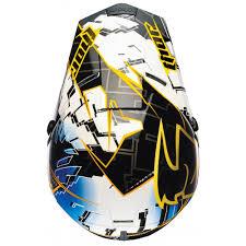 thor helmet motocross thor quadrant s5 motocross fragment helmet blue 2015 mxweiss