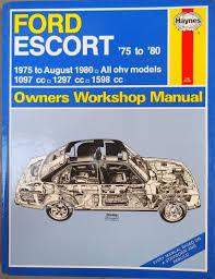 100 haynes manual escort mk2 international ford show for