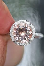 Beautiful Wedding Rings by 25 Best Gemstone Engagement Rings Ideas On Pinterest Colored