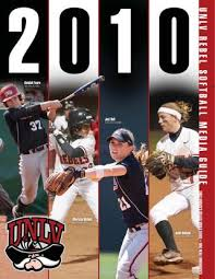 2010 unlv softball media guide by unlv sports information issuu