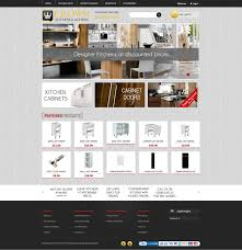 crown kitchens branding and website design by altsplash london