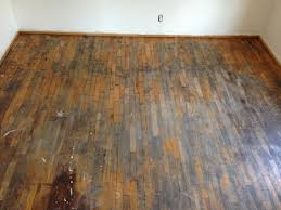 5 images of looking hardwood floors and their transformations