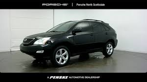 2007 lexus hybrid warranty 2007 used lexus rx rx 350 at scottsdale ferrari serving phoenix
