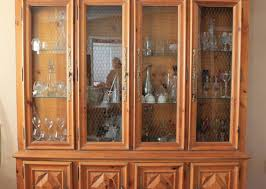 cabinet china cabinet hutch dazzle kincaid china cabinet hutch