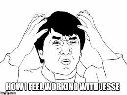Jesse Meme - jackie chan wtf meme imgflip