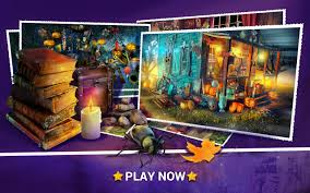 party city halloween games hidden objects halloween games u2013 haunted holiday android apps on