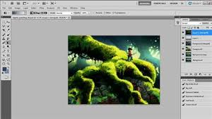 drawing and painting in photoshop the great training