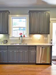 What Is A Kitchen Backsplash Before And After Katie U0027s Simple Kitchen Refresh The