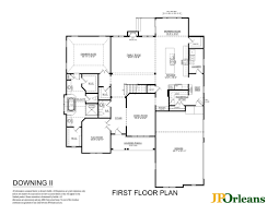 10 downing street floor plan downing ii at deerfield jporleans