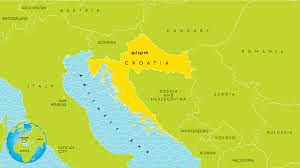 Location Of The Ottoman Empire by Croatia Country Profile National Geographic Kids