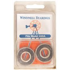 8 ft windmill bearings 2 pk