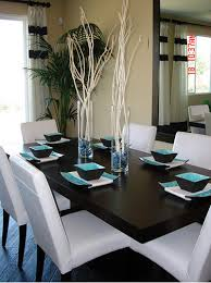 The Dinning Room In The Dining Room The Furniture Is All Neutral Leaving The