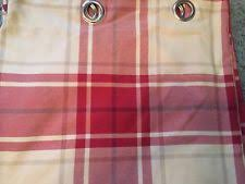 Pink Tartan Curtains Tartan Curtains Ebay