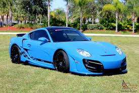 porsche boxster body kit rush cayman boxster 911 carrera turbo 991