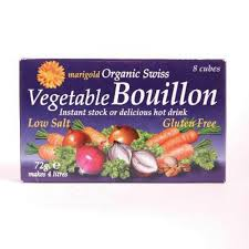 gluten free cubes organic vegetable bouillon swiss stock cubes in 8cubes from marigold