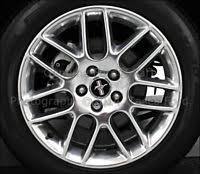 2012 mustang wheels 18 oem polished aluminum ford mustang wheels ebay
