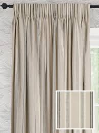 Pencil Pleat Curtains Ready Made Pencil Pleat Curtains In Samson Curtain Company