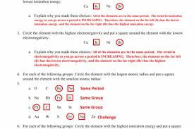 periodic table basics answer key free worksheets library download and print worksheets free on