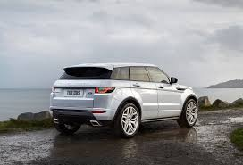 silver range rover 2016 range rover evoque 2016 sweeps in with fresh wardrobe by car