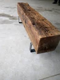 Wooden Benchs Rustic Wooden Benches Foter