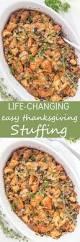 Homemade Dressing For Thanksgiving Nana U0027s Thanksgiving Stuffing Recipe Thanksgiving Thanksgiving