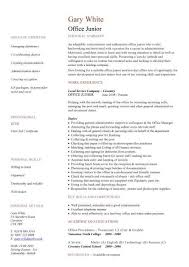 Resume For Administrative Job by Best 25 Office Administration Jobs Ideas On Pinterest Office