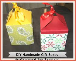 diy handmade paper gift boxes using only one sheet of how to make a